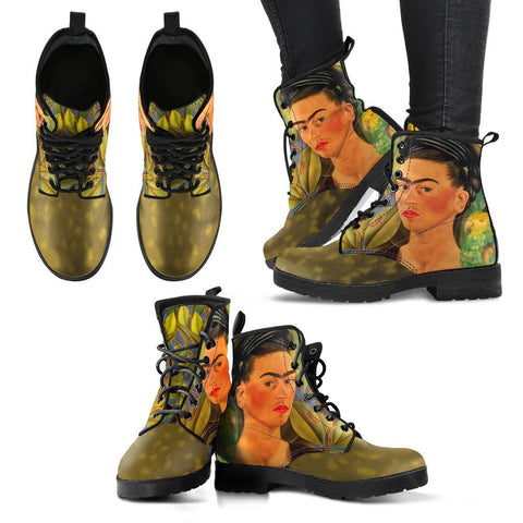Women's Frida Leaves Boots