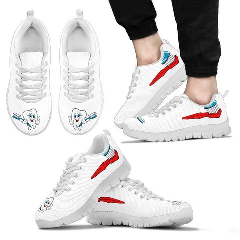 Men's Dental Dentist Sneakers