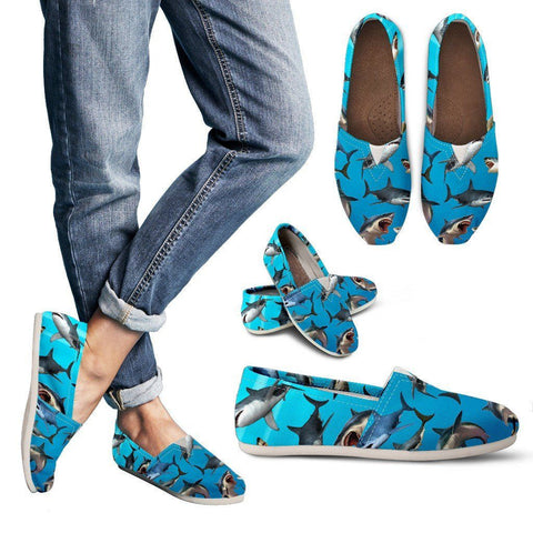 SHARK! Women's Casual Shoes