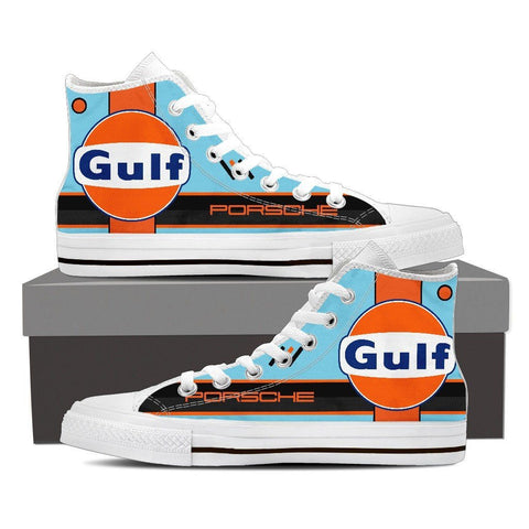 Men's Gulf Porsche High Tops
