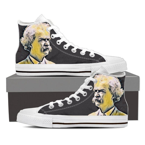 Women's Mark Twain High Tops