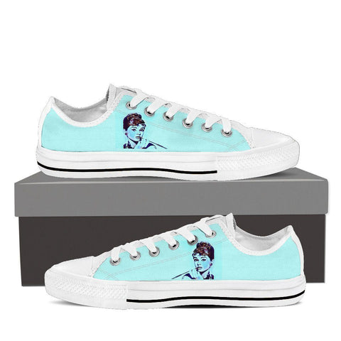 Women's Audrey Blue Low Tops