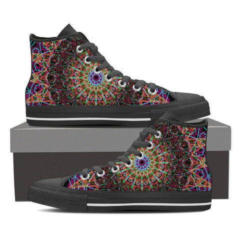 Zen Mandala Women's High Top