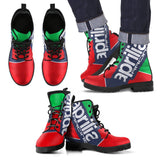 Men's Aprilia Racing Leather Boots