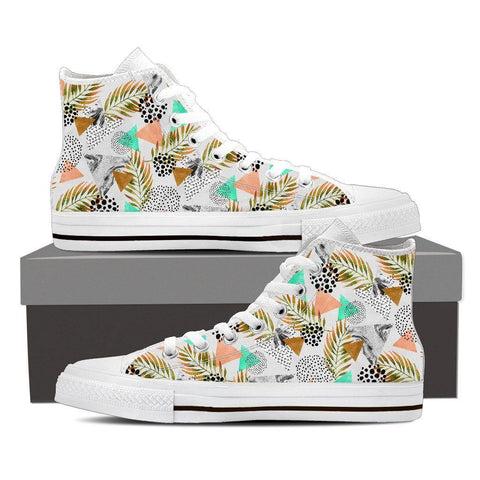 Pyramid Palm Women's High Top