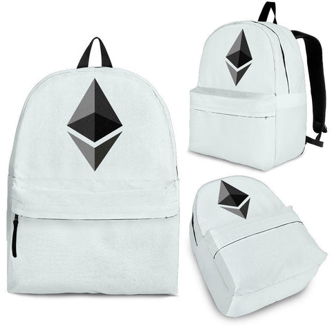 Cryptocurrency Ethereum Backpack | HODL On For Dear Life