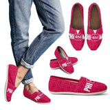 Phi Mu Women's Casual Shoes