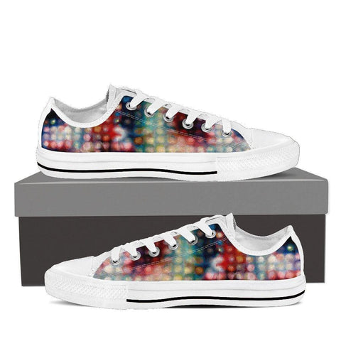 Men's Pixels Low Top