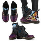 LIMITED EDITION! Women's David Bowie Star Stage Set Boots