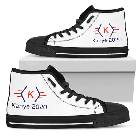 Kanye 2020 Women's High Top Shoes