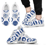 Men's Medical Themed Sneakers
