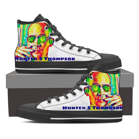 Women's Hunter S. Thompson High Tops