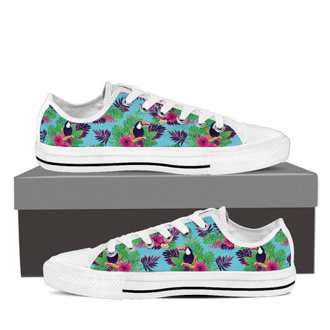 Women's Toucan Summer Low-Top
