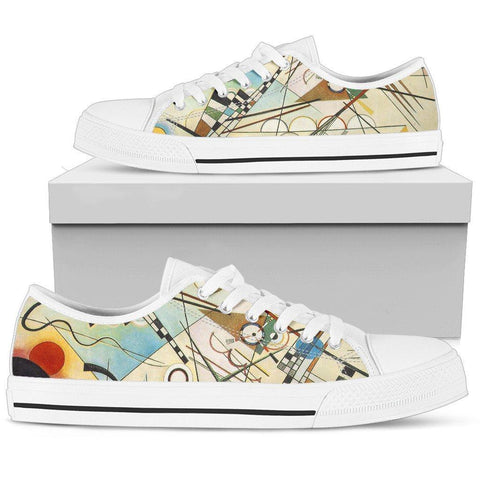 Composition 8 Women's Low Top Shoes