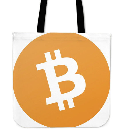 Cryptocurrency Bitcoin Cash Tote Bag | HODL On For Dear Life