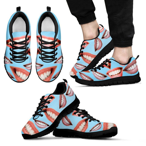 Men's Dental Dentist Smiles Sneaker