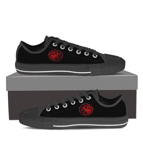 Circle of Dragon's Men's Low Top Shoe