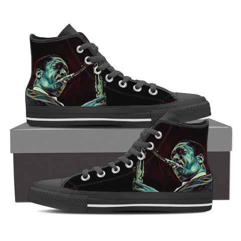 Women's John Coltrane High Tops