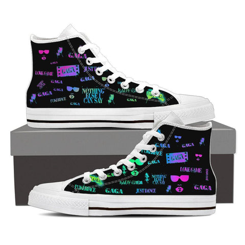 Women's Gaga High Tops