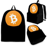 Cryptocurrency Bitcoin Cash Backpack | HODL On For Dear Life