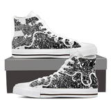 Women's London Map High Top
