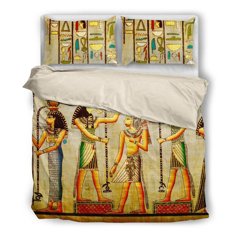 Ancient Egypt Duvet Set