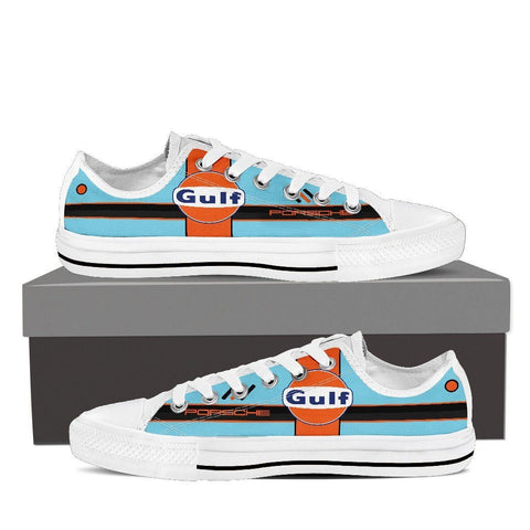 Men's Gulf Porsche Low Tops