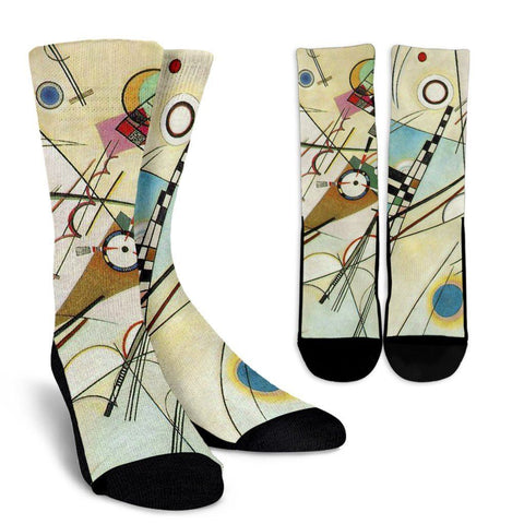 Composition 8 Socks