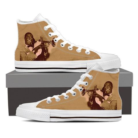 Women's Louis Armstrong High Tops