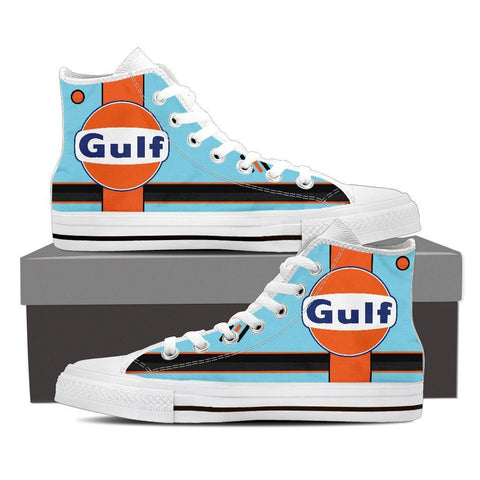 Women's Gulf Livery High Tops