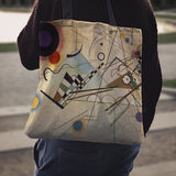 Composition 8 Tote Bag