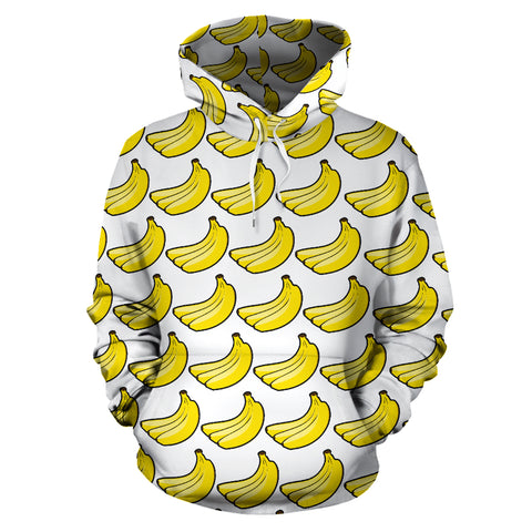 All Over Hoodie - Bananas