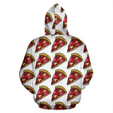 All Over Hoodie - Pizza
