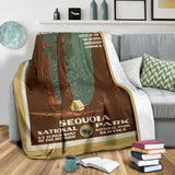 Sequoia National Park Premium Blanket