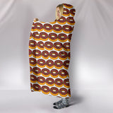 Hooded Blanket - Doughnut