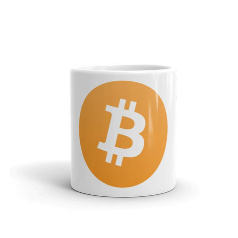 Cryptocurrency Bitcoin Mug | HODL On For Dear Life