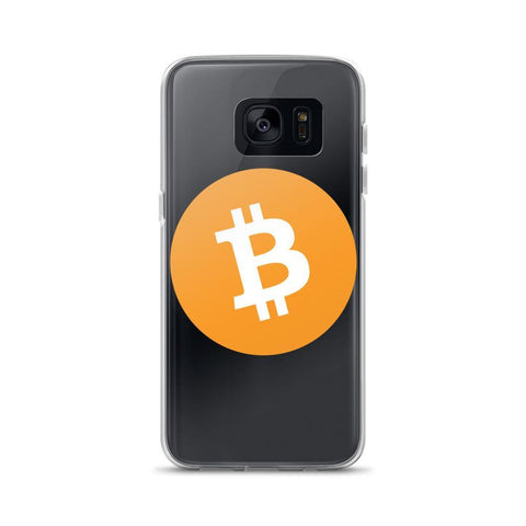 Cryptocurrency Bitcoin Cash Samsung Case | HODL On For Dear Life