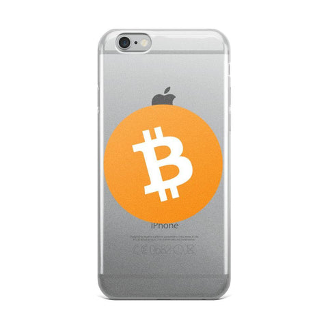 Cryptocurrency Bitcoin Cash iPhone Case | HODL On For Dear Life
