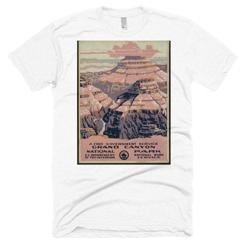 Grand Canyon National Park Poster Unisex Tshirt