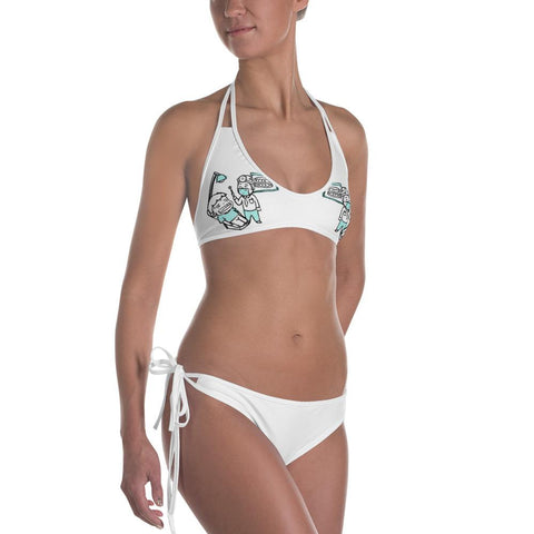 Dental Dentist Cartoon Bikini