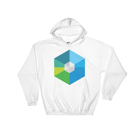 Cryptocurrency Raiblocks Hoodie Sweatshirt | HODL On For Dear Life
