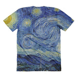 Starry Night Women's T Shirt