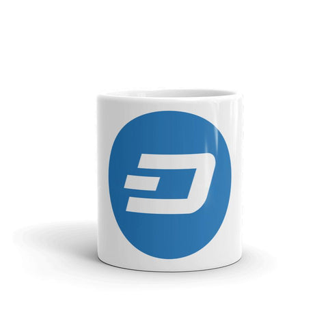 Cryptocurrency Dash Mug | HODL On For Dear Life