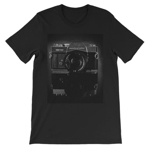 Unisex Retro Mamiya Short Sleeve T-Shirt