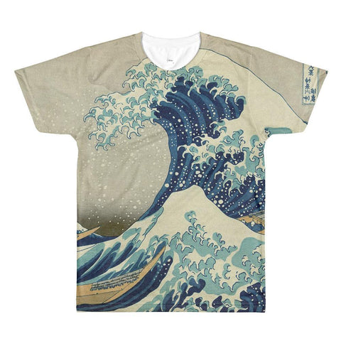 Great Wave Men's T Shirt