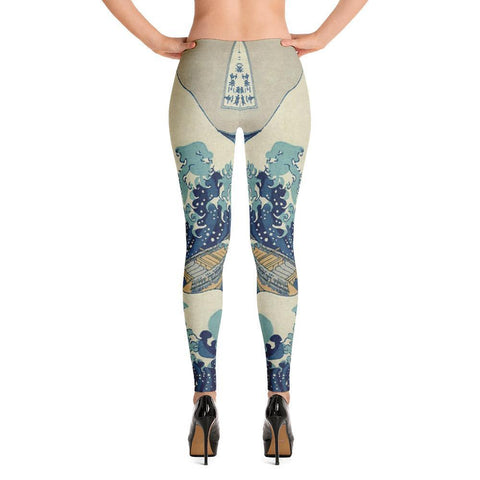 Great Wave Leggings