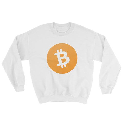 Cryptocurrency Bitcoin Cash Crew Neck Sweater | HODL On For Dear Life