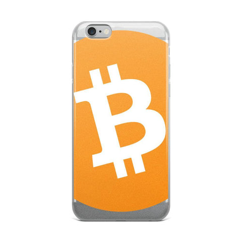 Cryptocurrency Bitcoin Cash iPhone Case | Closeup | HODL On For Dear Life