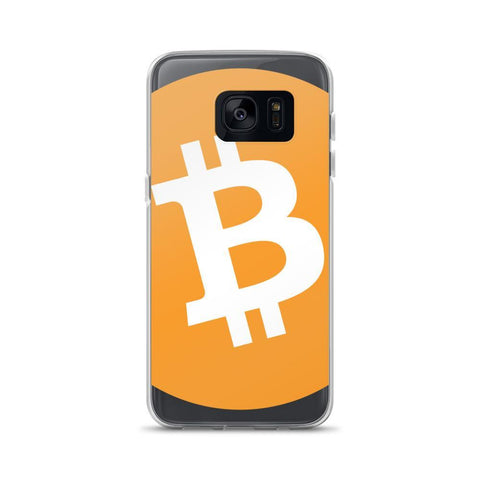 Cryptocurrency Bitcoin Cash Samsung Case | Closeup | HODL On For Dear Life