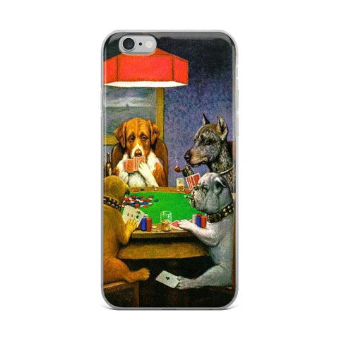 A Friend in Need iPhone Case